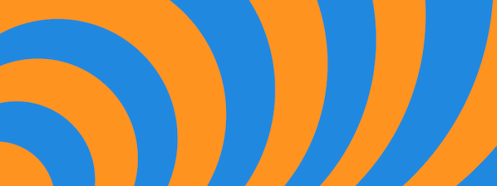 Concentric___Orange_and_Blue